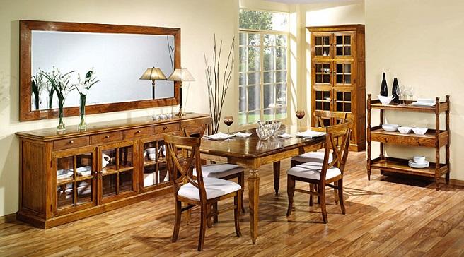 Muebles para mantener el comedor ordenado - Comedores Europeos