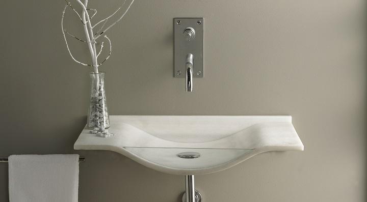 Lavabos para ba o de onix for Lavabos de marmol y granito