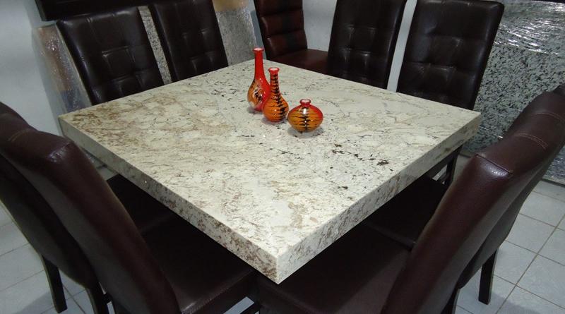 Comedores marmol marmol granito comedores marmol for Mesas de marmol y granito