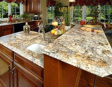 Las cubiertas de granito para tu cocina integral for Cubiertas de granito precios